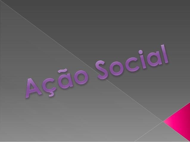 Ação social 7