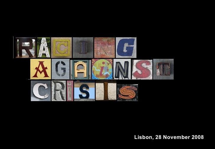 Lisbon, 28 November 2008
