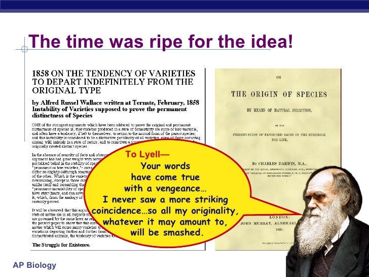 darwin essay 1844 The foundations of the origin of speciestwo essays written in 1842 and 1844 by darwin scribd is the world's largest whereas in the 1844 essay there is an.