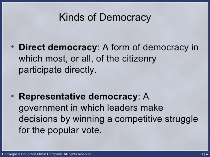 the ambivalence of direct democracy essay Iii foreword democracy has different faces this handbook considers whether, when and how the use of electoral direct democracy.