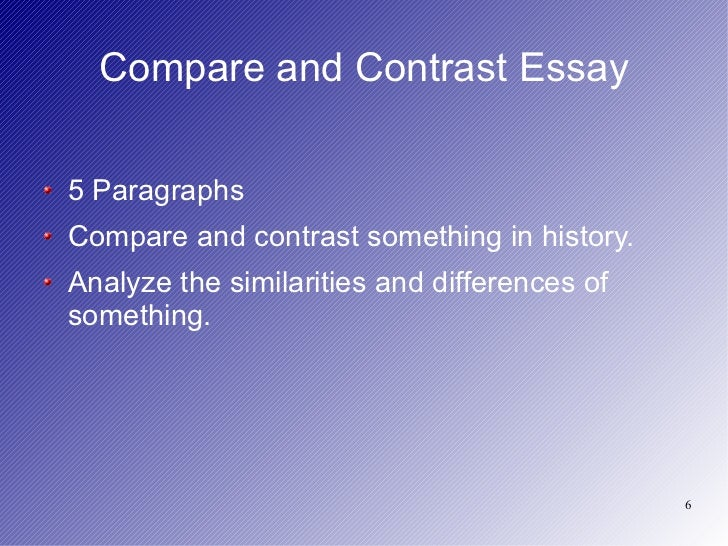 compare and contrast essay ap world history Past c&c essay questions: c&c essay writing tools: compare & contrast - annotated rubric (2004): this is a great document to look at if you're wondering about the different ways you can structure your compare & contrast essay a generic guide is offered toward the end of the pdf this is a must see compare.