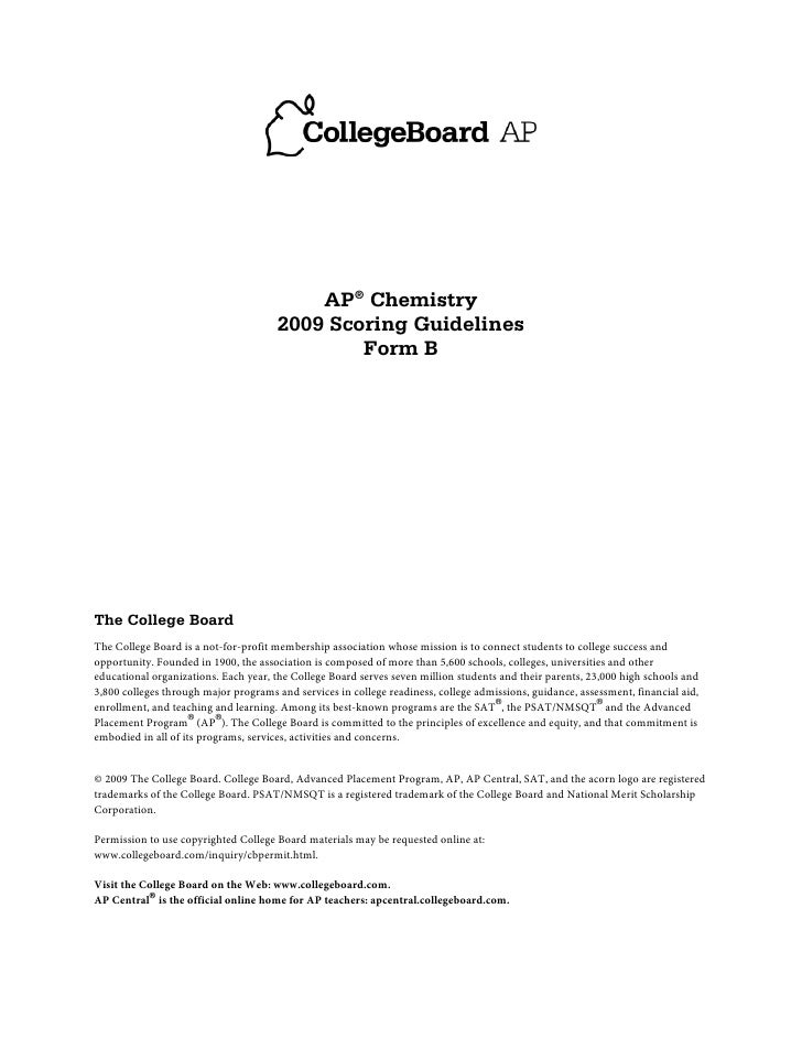 2009 form b ap biology essays