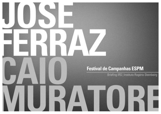 Apresentação da dupla 1ª colocada José Ferraz e Caio Muratore
