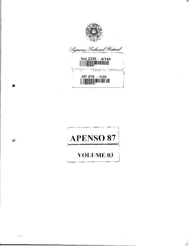 APENSO 87