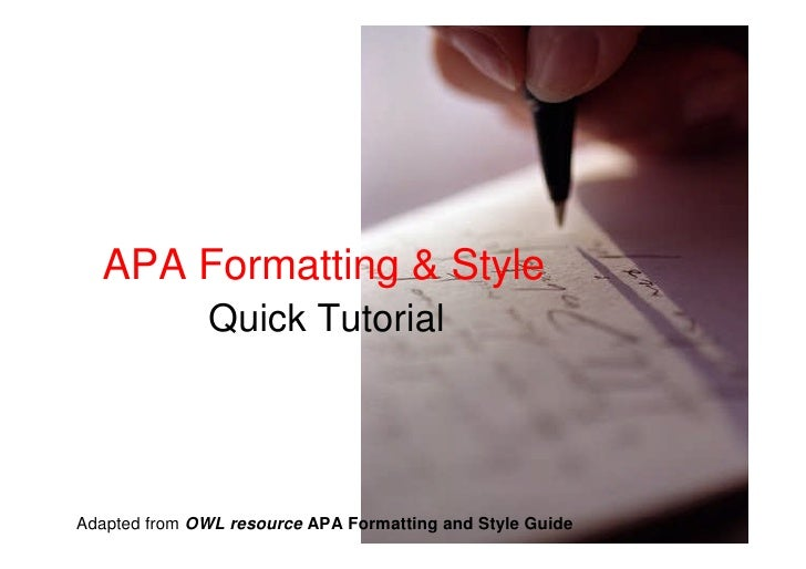 style guides for writing research papers The authority on apa style and the 6th edition of the apa publication manual find tutorials, the apa style blog, how to format papers in apa style, and other resources to help you improve your writing, master apa style.