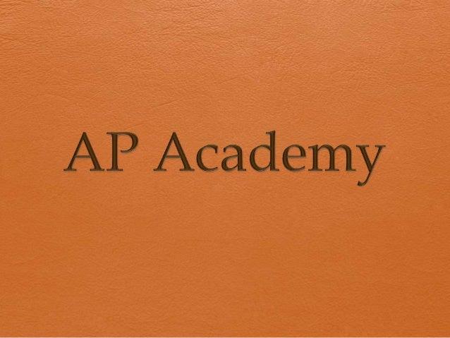 AP Academy