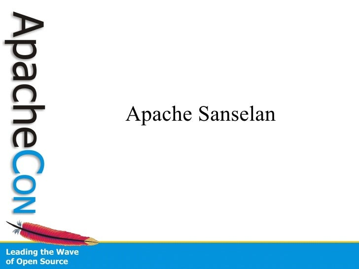 Apache Sanselan