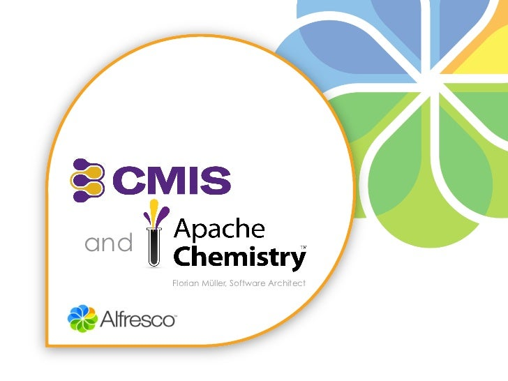 Apache Chemistry: The Alfresco Open Source Implementation of CMIS