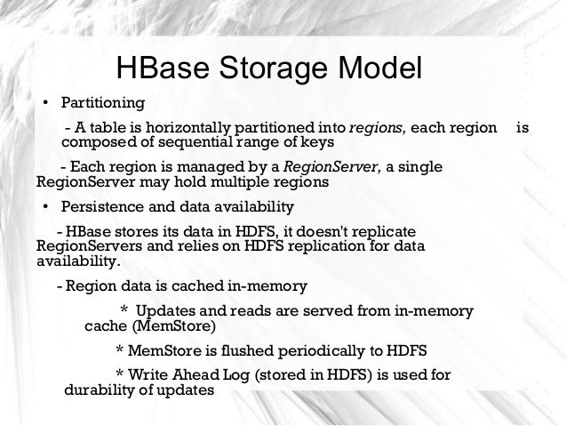 Apache HBase ™ Reference Guide