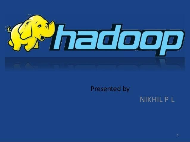 Hadoop..