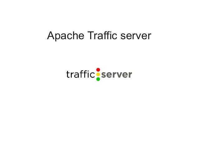Apache trafficserver