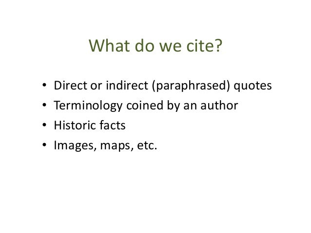 Apa indirect citation