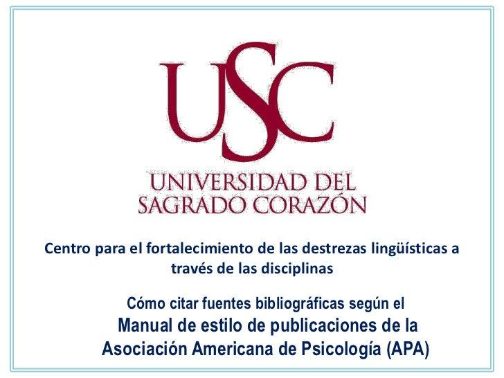 Centro para el fortalecimiento de las destrezas lingüísticas a                   través de las disciplinas            Cómo...