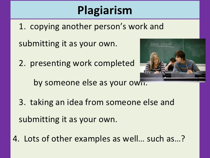 Is copying the formatting of a paper considered plagiarism?