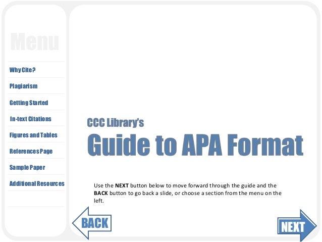 Apa guide 3