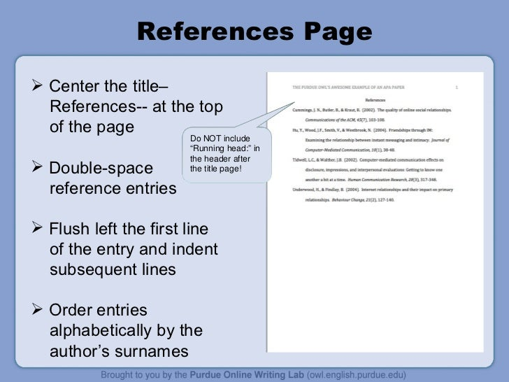 How to Reference a Movie in the Body of Text in APA Format