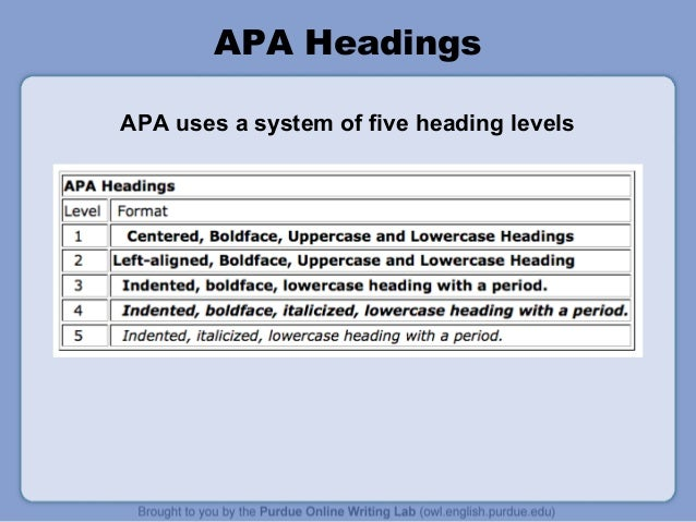 apa format 6th edition sample paper