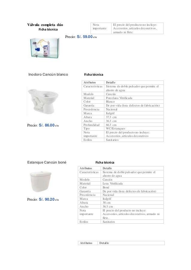 Accesorios De Baño Vainsa:Aparatos sanitarios y herramientas a utilizar para su instalacion
