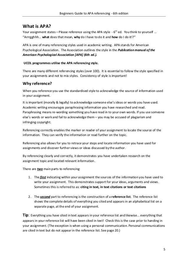 Cite Dissertation Apa 6th Edition Citation Machine Format