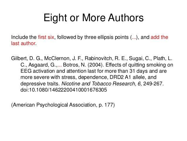 Categorizing In Dissertation
