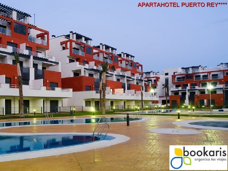 Aparta hotel  Puerto Rey APARTAHOTEL PUERTO REY****