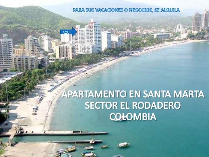 ApartamentoRodadero