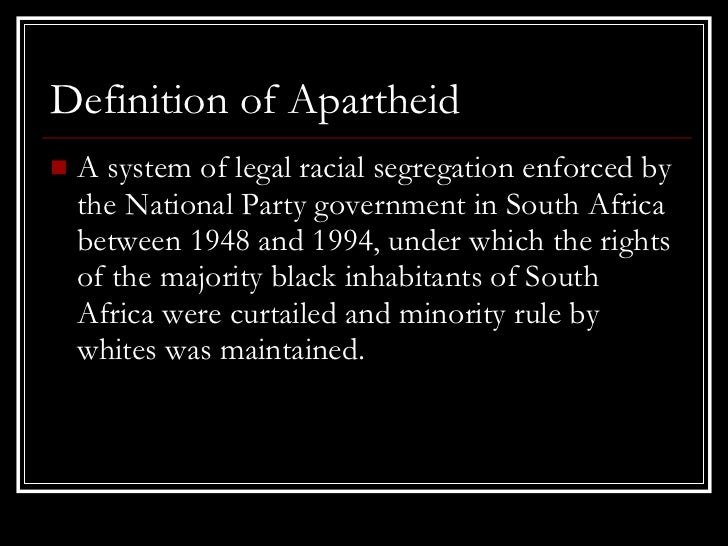 apartheid assignment A documentary i made for the history day competition in 2011 made it to state and nearly nationals.