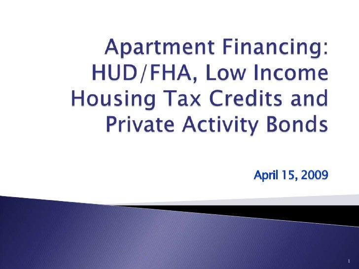 Apartment Finance 2009 4.09 Rev Kephart