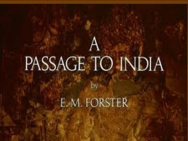 A passage to india rev
