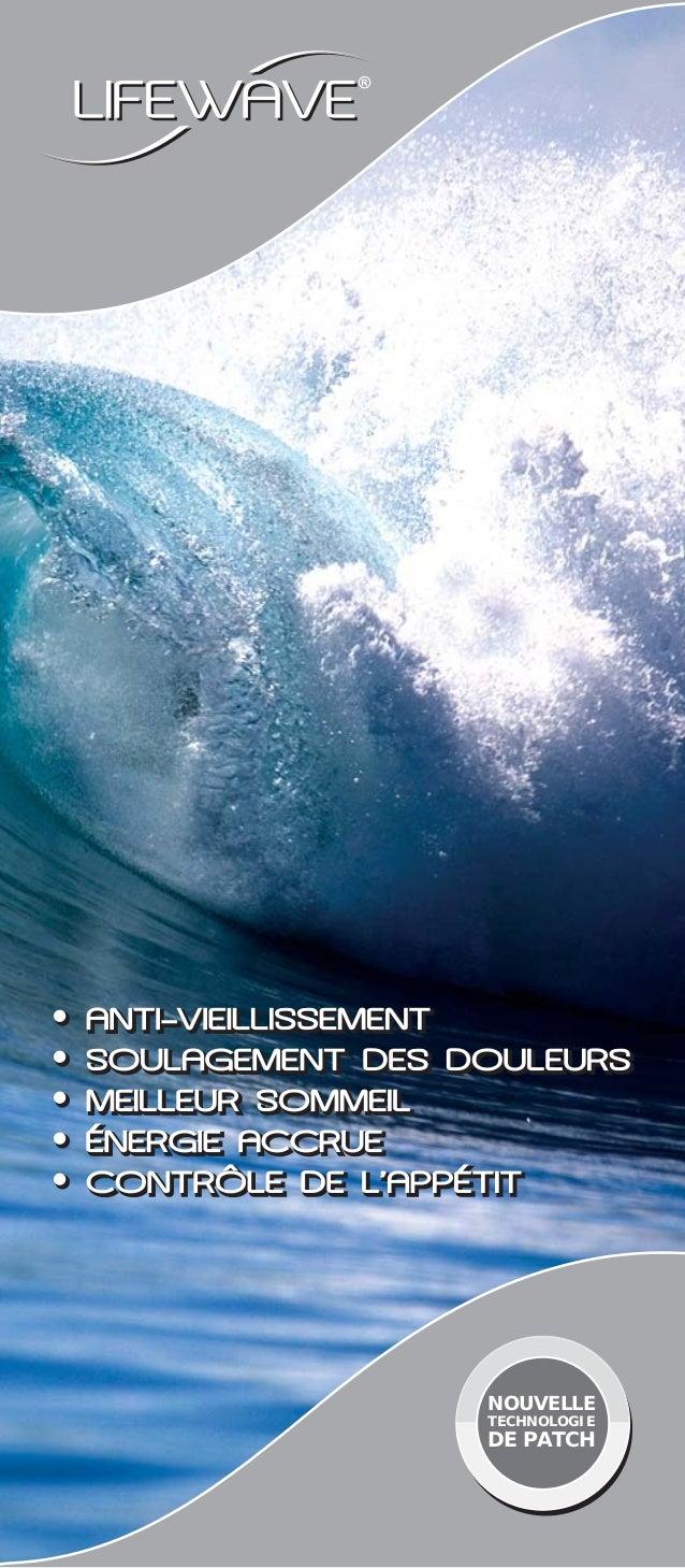 •   ANTI-VIEILLISSEMENT•   SOULAGEMENT DES DOULEURS•   MEILLEUR SOMMEIL•   ÉNERGIE ACCRUE•   CONTRÔLE DE L'APPÉTIT        ...