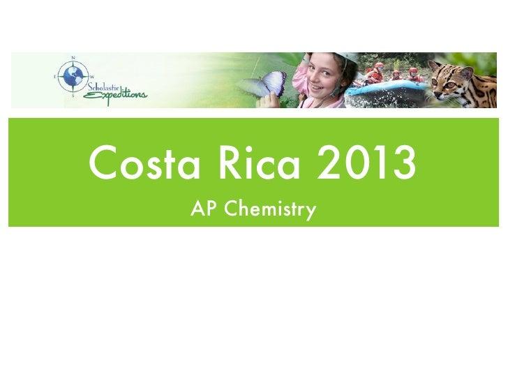 Ap chem presentation