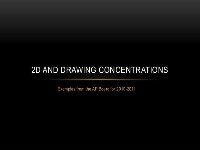 Ap concentrations 2d dr-2010-11