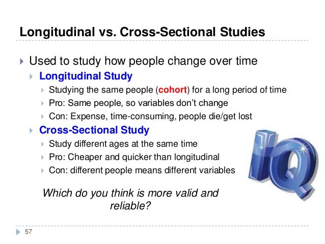 pros and cons cross sectional and longitudinal approaches