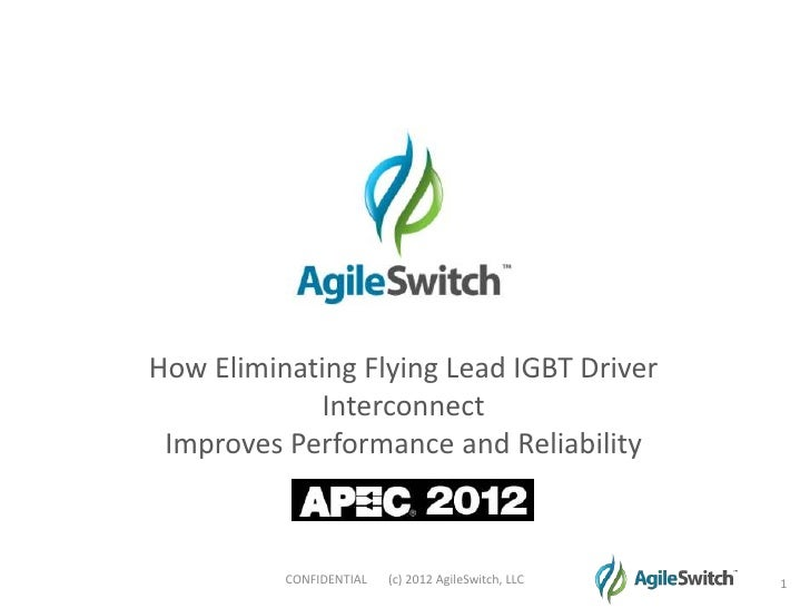 How Eliminating Flying Lead IGBT Driver Interconnect Improves Performance and Reliability