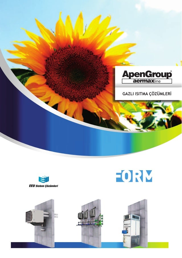 Doğal Gazlı Isıtma Sistemleri ApenGroup EEUSC 26022014