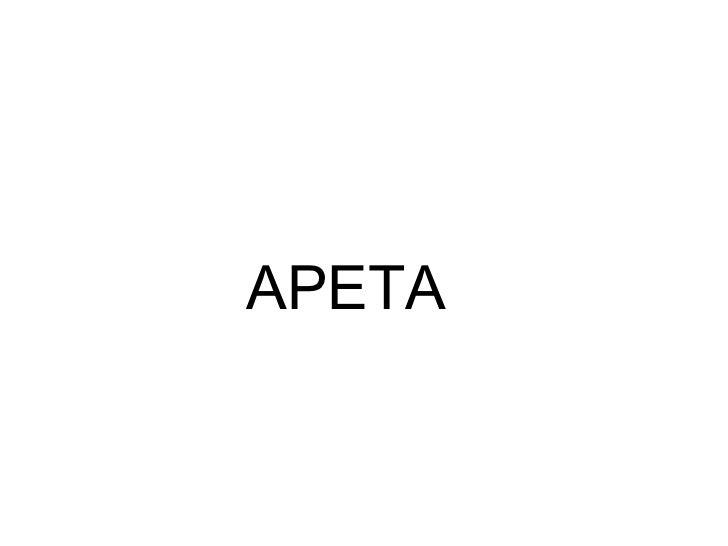 APETA