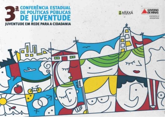 Gabriel Azevedo - 3ª Conferência Estadual de Políticas Públicas de Juventude - Minas Gerais