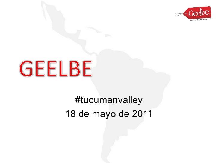 Ap Geelbe Tucuman Valley