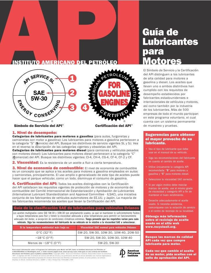 API INSTITUTO AMERICANO DEL PETRÓLEO                                                                                     1...