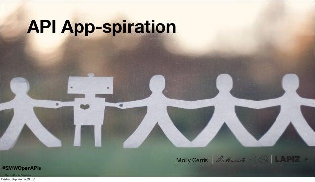 API App-spiration
