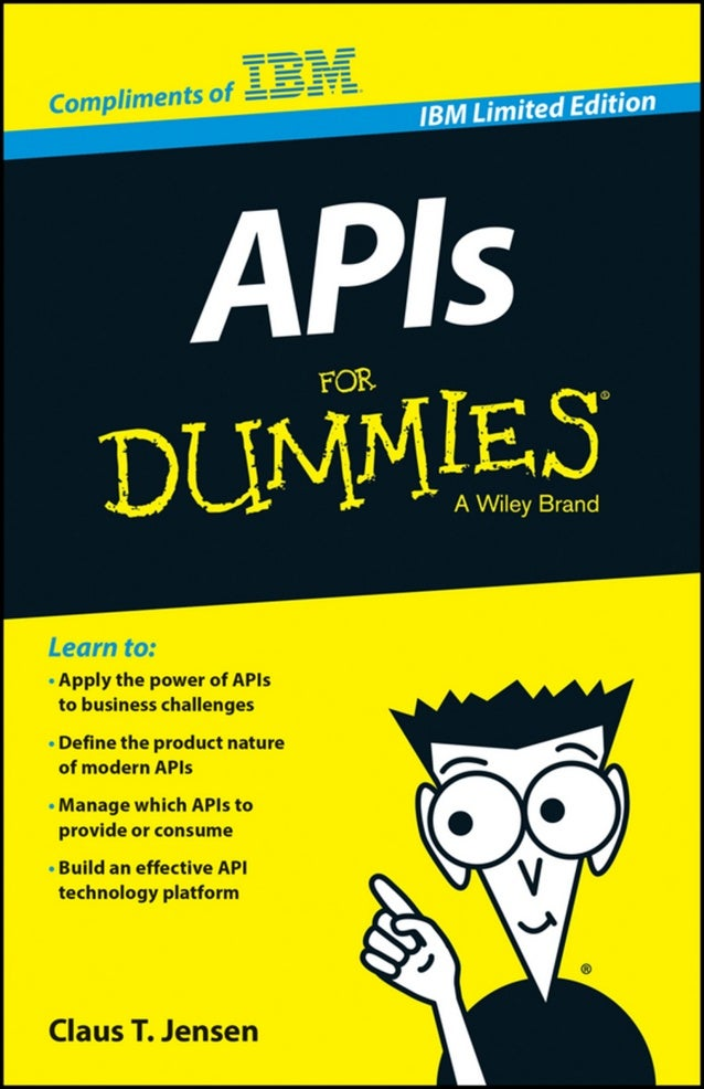 api for dummies. Black Bedroom Furniture Sets. Home Design Ideas