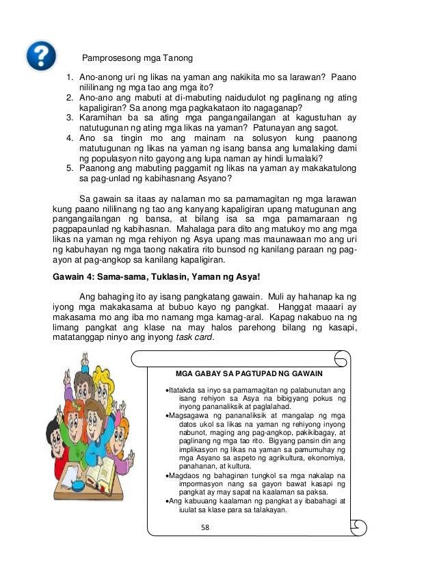 araling palipunan modyuls Araling panlipunan 8 displaying all worksheets related to - araling panlipunan 8 worksheets are araling panlipunan, araling panlipunan grade 8 module 2 pdf ebook, araling panlipunan module for grade 8, curriculum guide for araling panlipunan grade 8, araling panlipunan grade8 modyul 1 heograpiya ng asya pdf, araling panlipunan 7 3rd grading, ebook araling panlipunan grade 8 teaching module.