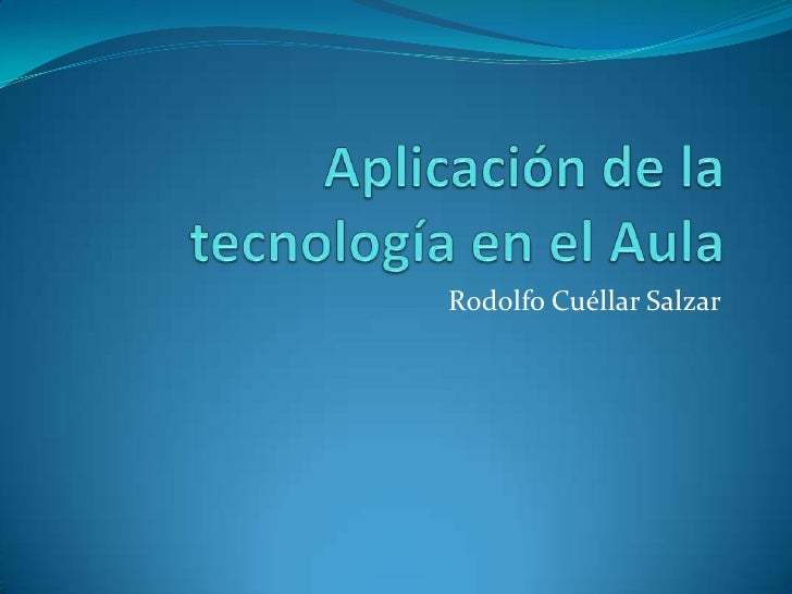 Rodolfo Cuéllar Salzar