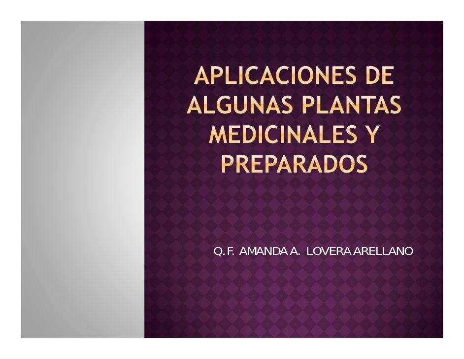 Q.F. AMANDA A. LOVERA ARELLANO