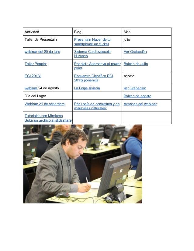 Aplicaciones didàcticas iii trimestre 2013