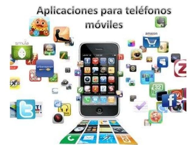 Es un software escrito para dispositivos móviles