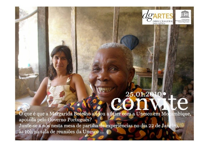 Encounters -A community literacy project design by Margarida Botelho and sponsored by the Portuguese Ministry of Culture. ...