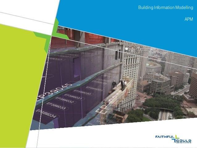 Building Information Modelling APM