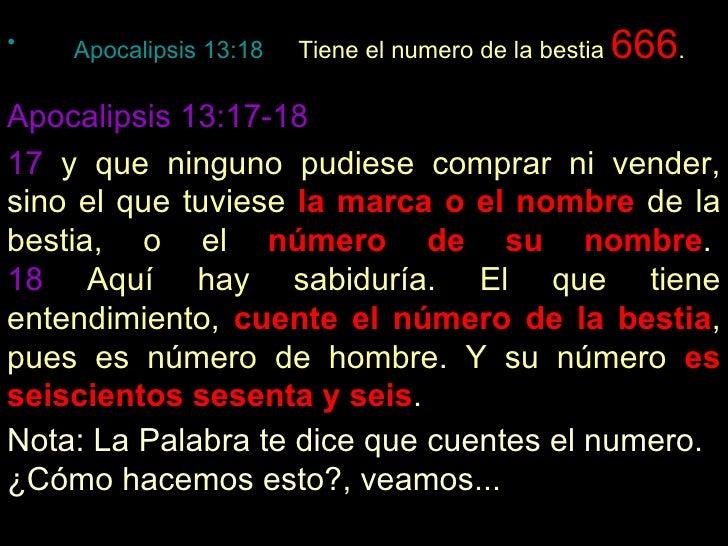 Resultado de imagen para APOCALIPSIS 17:9 INGLES
