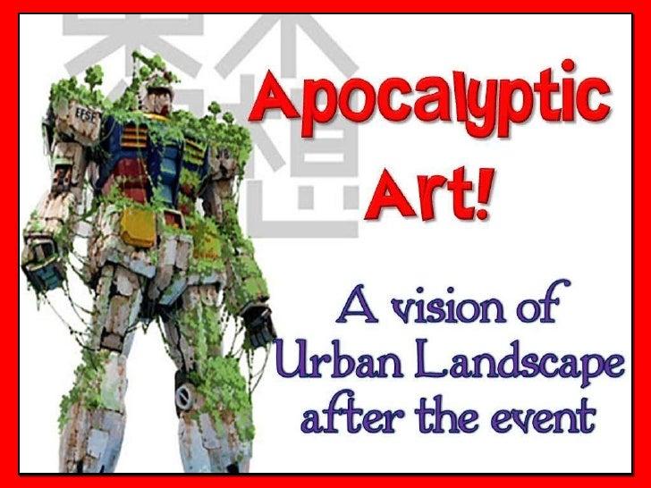 Apocalyptic Art!